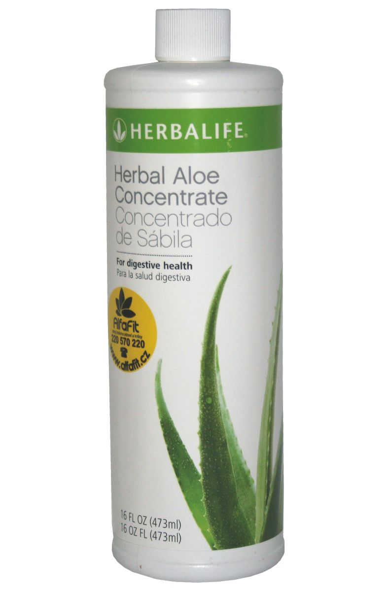 Herbalife Herbal Aloe Concentrate 473 ml - USA import the