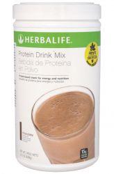 Herbalife Protein Drink Mix 638 g – flavor chocolate