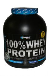 !_zobrazit detail_! - Muscle Sport 100% Whey Protein 2270 g