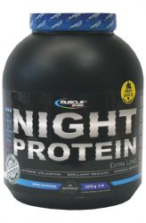 !_zobrazit detail_! - Muscle Sport Night Extralong Protein 2270 g