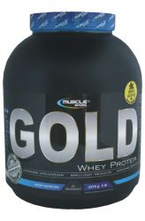 !_zobrazit detail_! - Muscle Sport Whey GOLD Protein 2270 g