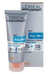 L'Oréal Moisturizer ALL–IN–1 for sensitive skin 75 ml