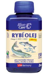 !_zobrazit detail_! - VitaHarmony Fish Oil ─ 150 capsules