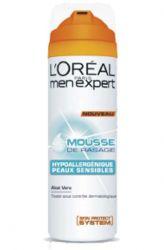 L'Oréal Shaving Gel for Sensitive Skin 200 ml