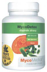 MycoMedica MycoDetox 120 capsules