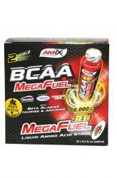 Amix BCAA MegaFuel 6000 – 12 x 150 ml