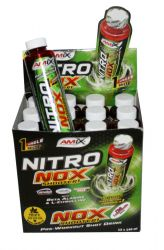 Amix NitroNox Shooter 12 x 140 ml – flavor pink lemonade