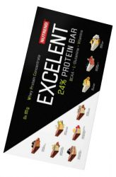 Nutrend Excelent Protein bar 9 x 85 g ─ gift packaging mix flavors