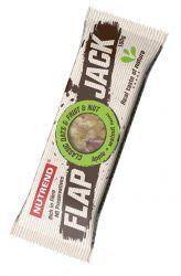 Nutrend FLAPJACK 100 g příchuť jablko & vlašský ořech