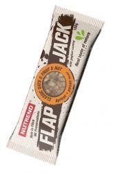 Nutrend FLAPJACK 100 g příchuť meruňka & pekanový ořech