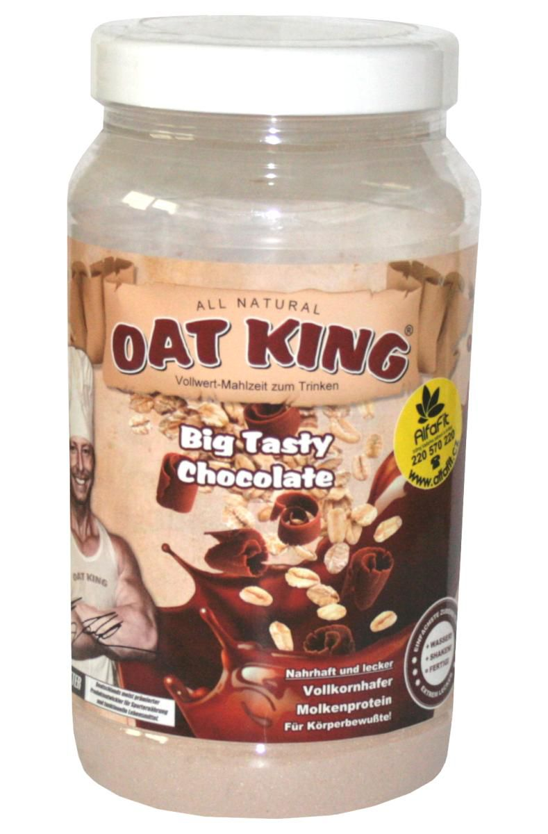 Oat King Drink 600 g - příchuť Big Tasty Chocolate