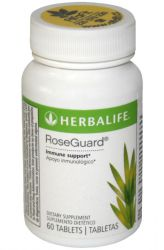 Herbalife RoseGuard 60 tablets ─ USA import