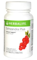 Herbalife Schizandra Plus 60 tablets ─ USA import