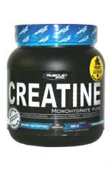 Muscle Sport Creatine Monohydrate Pure 500 g