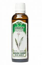 Serafin Bear Garlic ─ Tincture of herbs 50 ml