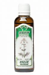 Serafin Valerian ─ Tincture of herbs 50 ml