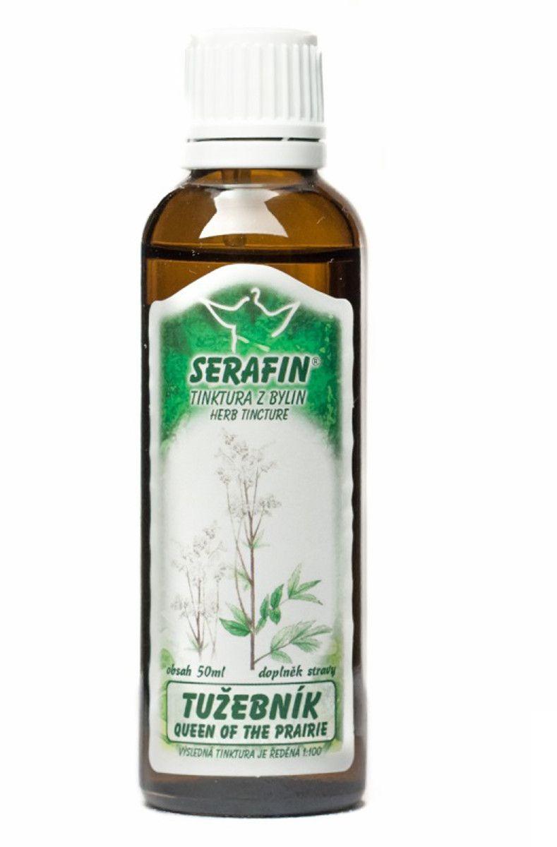 Serafin Tužebník - Tinktura z bylin 50 ml