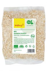 Wolfberry BIO Quinoa flakes 250 g