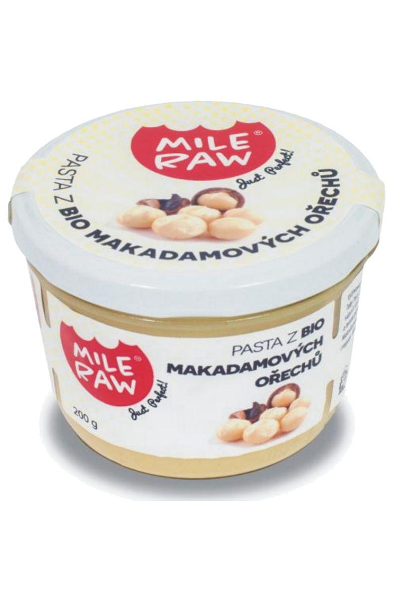 Wolfberry Pasta z BIO makadamových ořechů RAW 200 g
