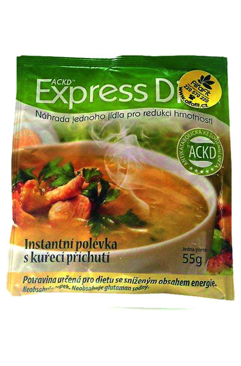 Good nature instantní kuřecí polévka 55g
