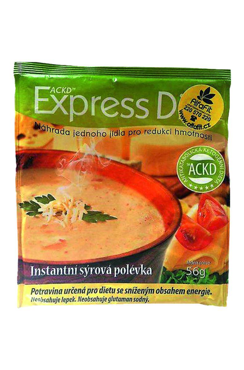 Good nature instantní sýrová polévka 56g