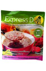Good Nature Express Diet Instant vanilla–raspberry porridge 53 g