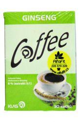 Klas Coffee Ginseng 30 bags