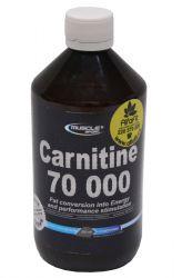 Muscle Sport Carnitine 70 000 – 500 ml