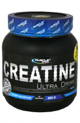 Muscle Sport Creatine Ultra Drink 600 g