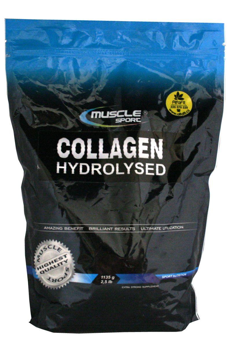 Muscle Sport Hydrolysate Collagen 1135 g