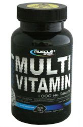 Muscle Sport Multivitamin 90 tablets