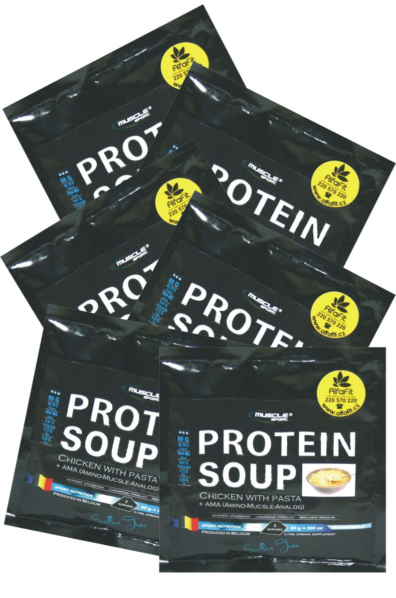 Muscle Sport Protein Soup CHICKEN 60 g