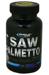 Muscle Sport Saw Palmetto 90 capsules