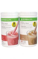 SET 2x Herbalife Formula 1 ─ Healty Meal Cocktail 750 g
