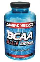 Aminostar BCAA 2:1:1 – 1000 mg – 120 tablets