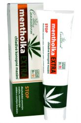 Cannaderm Mentholka EXTRA – hemp cool lubrication 150 ml