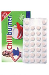 Good Nature Chilliburner 60 tablets