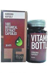 Good Nature Vitamin bottle – Turmeric 30 capsules