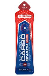 Nutrend Carbosnack with caffeine bag 55 g – cola