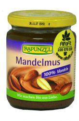 Rapunzel 100% BIO paste from roasted almonds 250 g