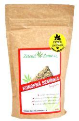 Zelená Země Hemp seeds shelled 150 g