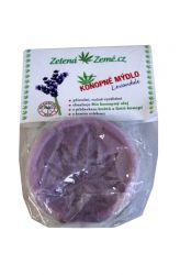 Zelená Země Hand soap – lavender 80 g