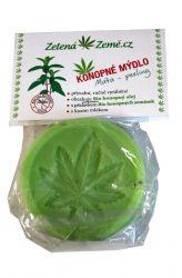 Zelená Země Hand soap – mint 80 g