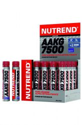 Nutrend  AAKG 7500 – 20 x 25 ml – flavor black currant