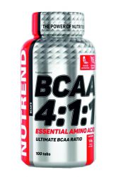 Nutrend BCAA 4:1:1 TABS 100 tablets