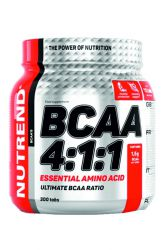 Nutrend BCAA 4:1:1 TABS 300 tablets