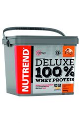 Nutrend Deluxe 100% Whey 4000 g