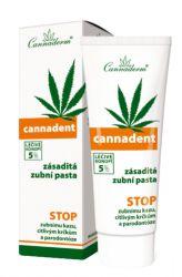 Cannaderm Cannadent Toothpaste 75 g