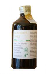Dědek kořenář Elderberry Mixture BK 100 ml