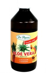 Dr. Popov Aloe Cera gel with flavor 500 ml